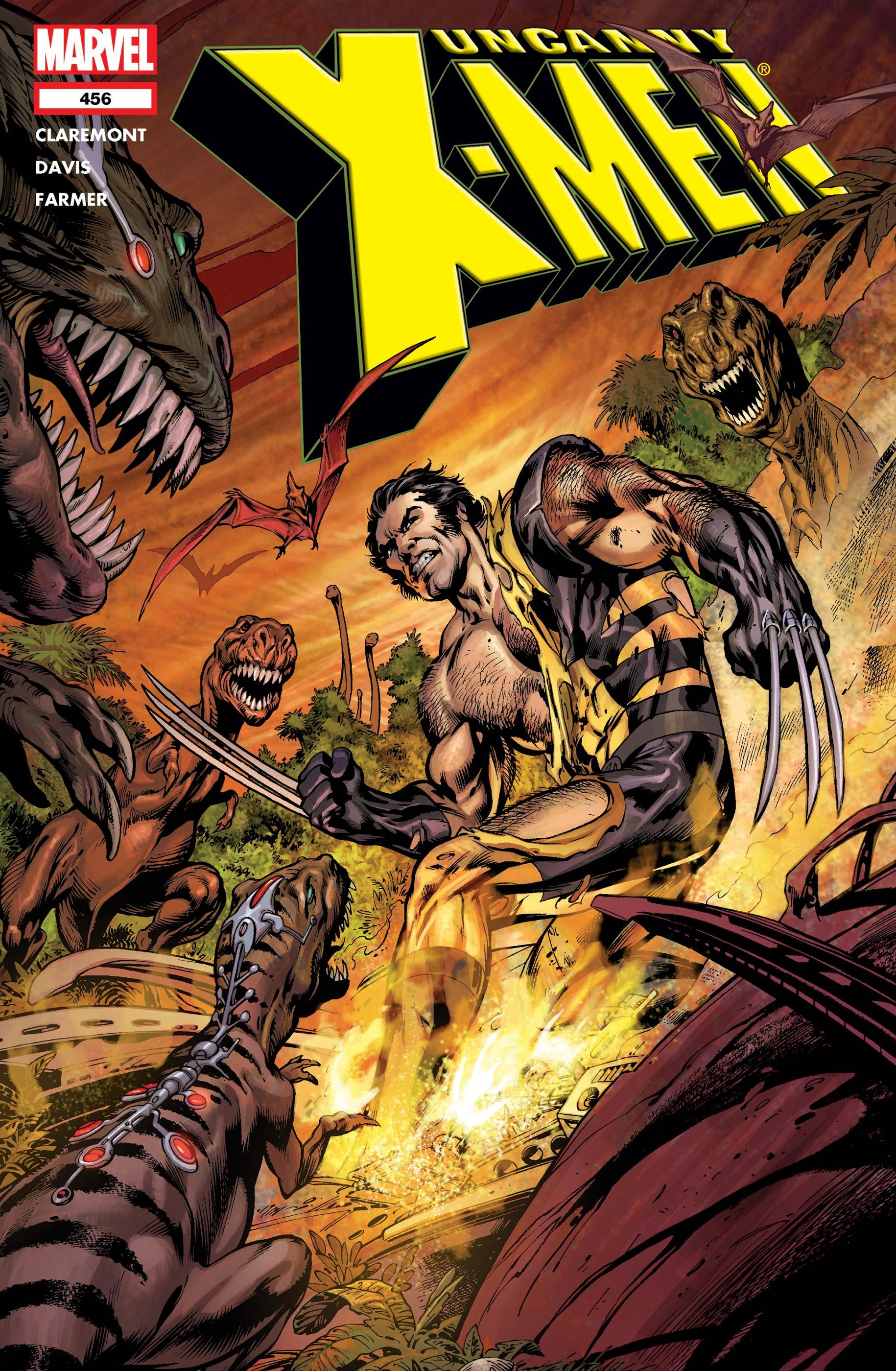 Uncanny X-Men (1963) #456