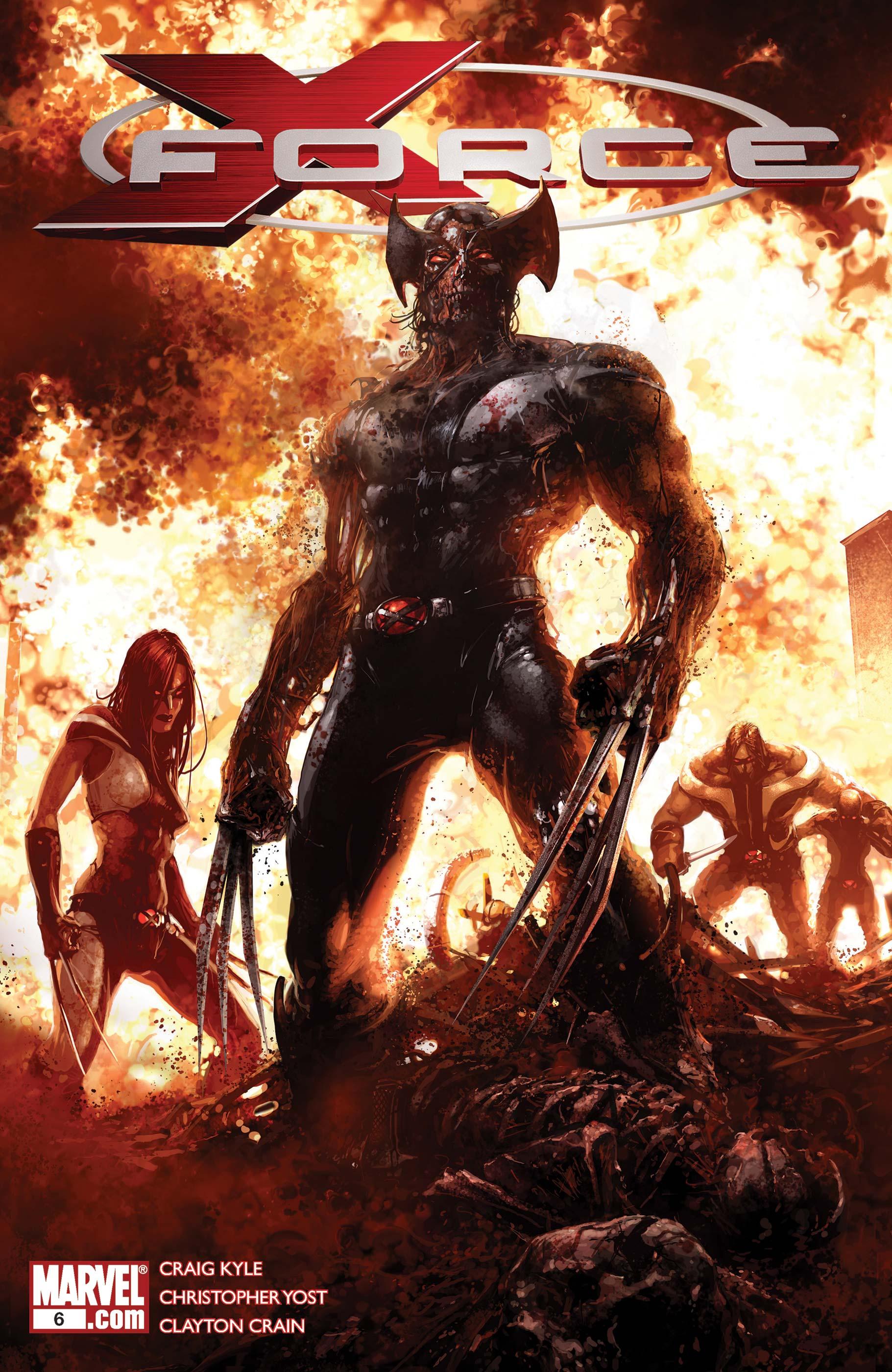 X-Force (2008) #6