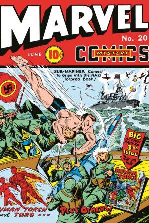 Marvel Mystery Comics (1939) #20
