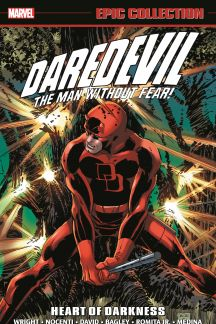 Daredevil Epic Collection: Heart of Darkness (Trade Paperback)