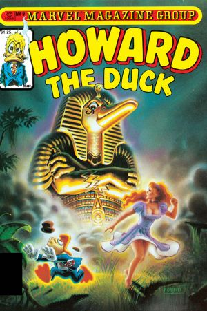 Howard the Duck (1979) #9