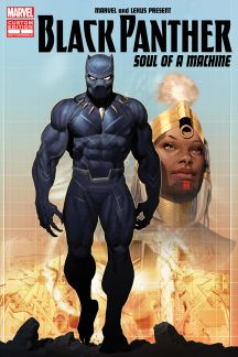 Black Panther: Soul of a Machine – Chapter Two #0