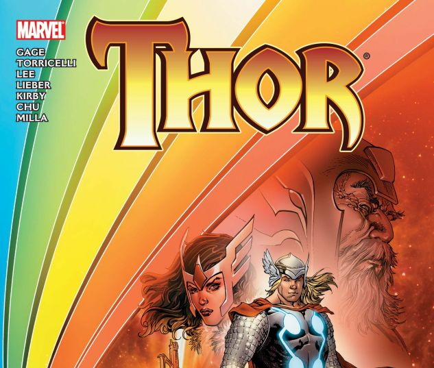 Thor: Whosoever Wields This Hammer (2010) #1
