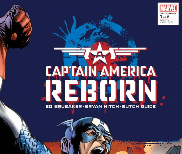 Captain America: Reborn (2009) #1