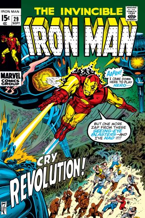 Iron Man #29