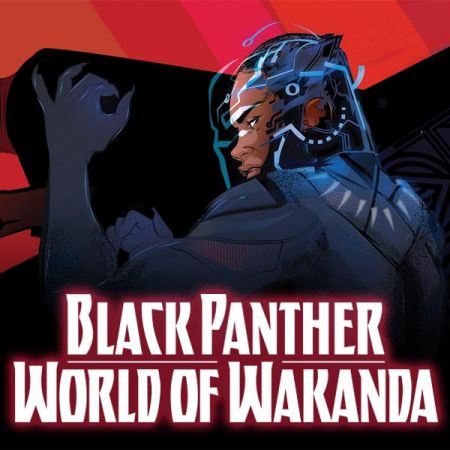 Black Panther: World of Wakanda (2016 - 2017)