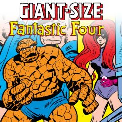 Giant-Size Fantastic Four (1974 - 1975)