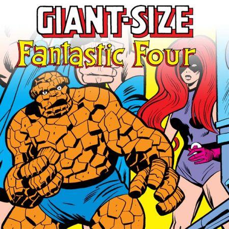 Giant-Size Fantastic Four (1974 - 1975)