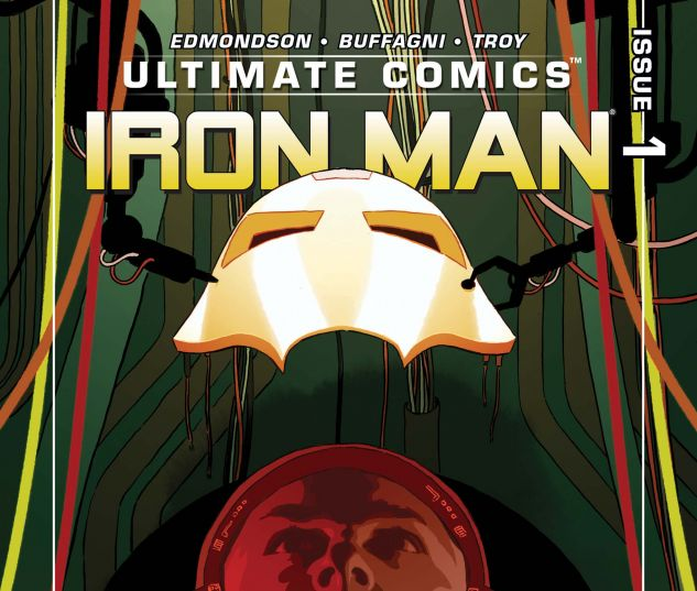ULTIMATE COMICS IRON MAN (2012) #1