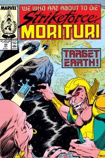 Strikeforce: Morituri #22