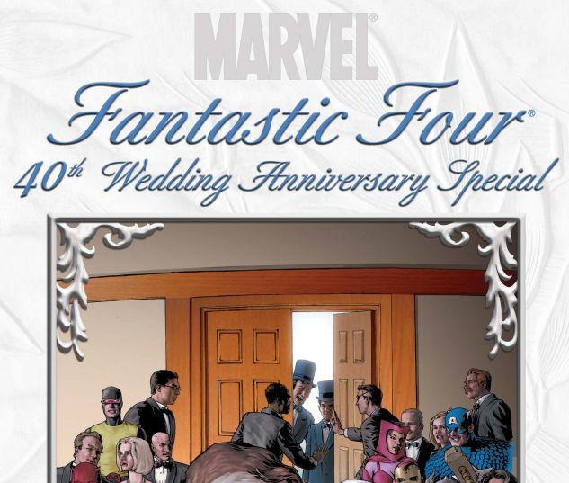 FANTASTIC FOUR: THE WEDDING SPECIAL 1 (2005) #1