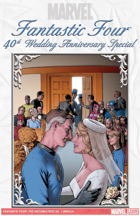 Fantastic Four: The Wedding Special (2005) #1