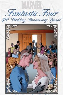 FANTASTIC FOUR: THE WEDDING SPECIAL 1 #1