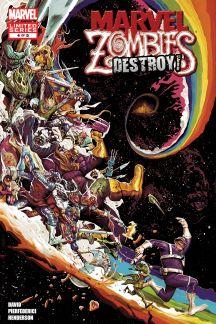 Marvel Zombies Destroy! #4