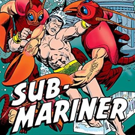 Sub-Mariner (1968 - 1974)