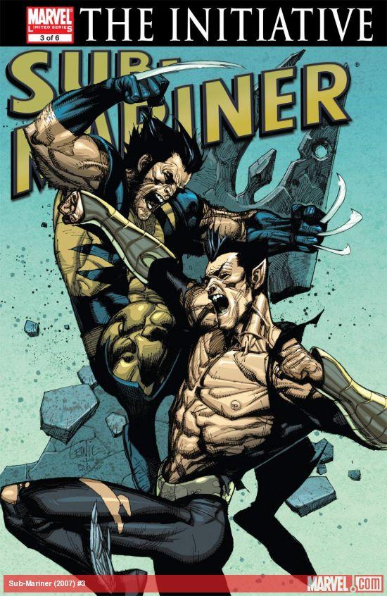 Sub-Mariner (2007) #3