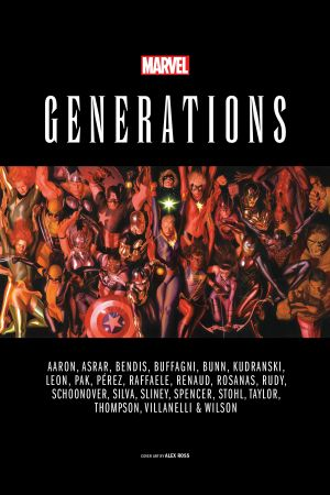 Generations (Trade Paperback)