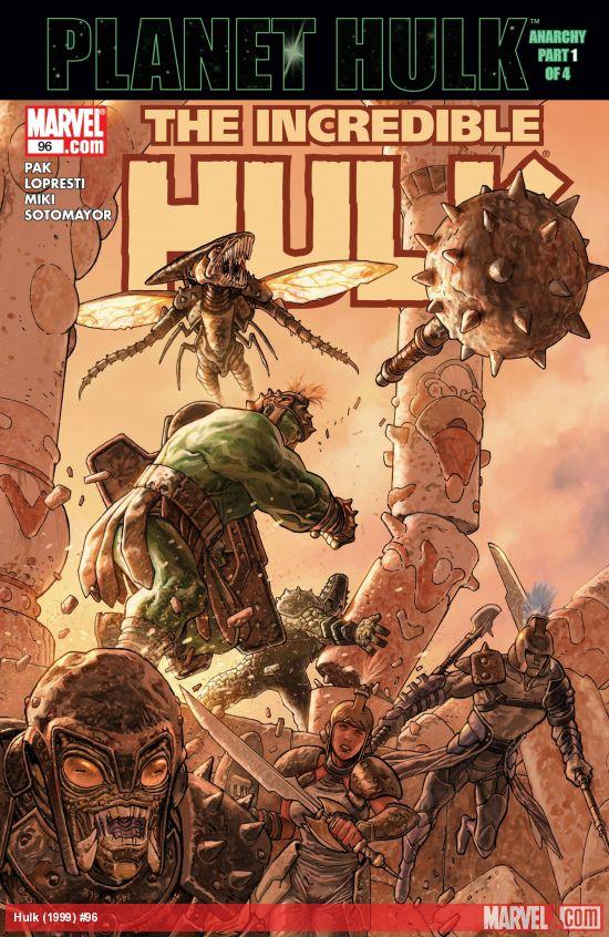 Incredible Hulk (1999) #96