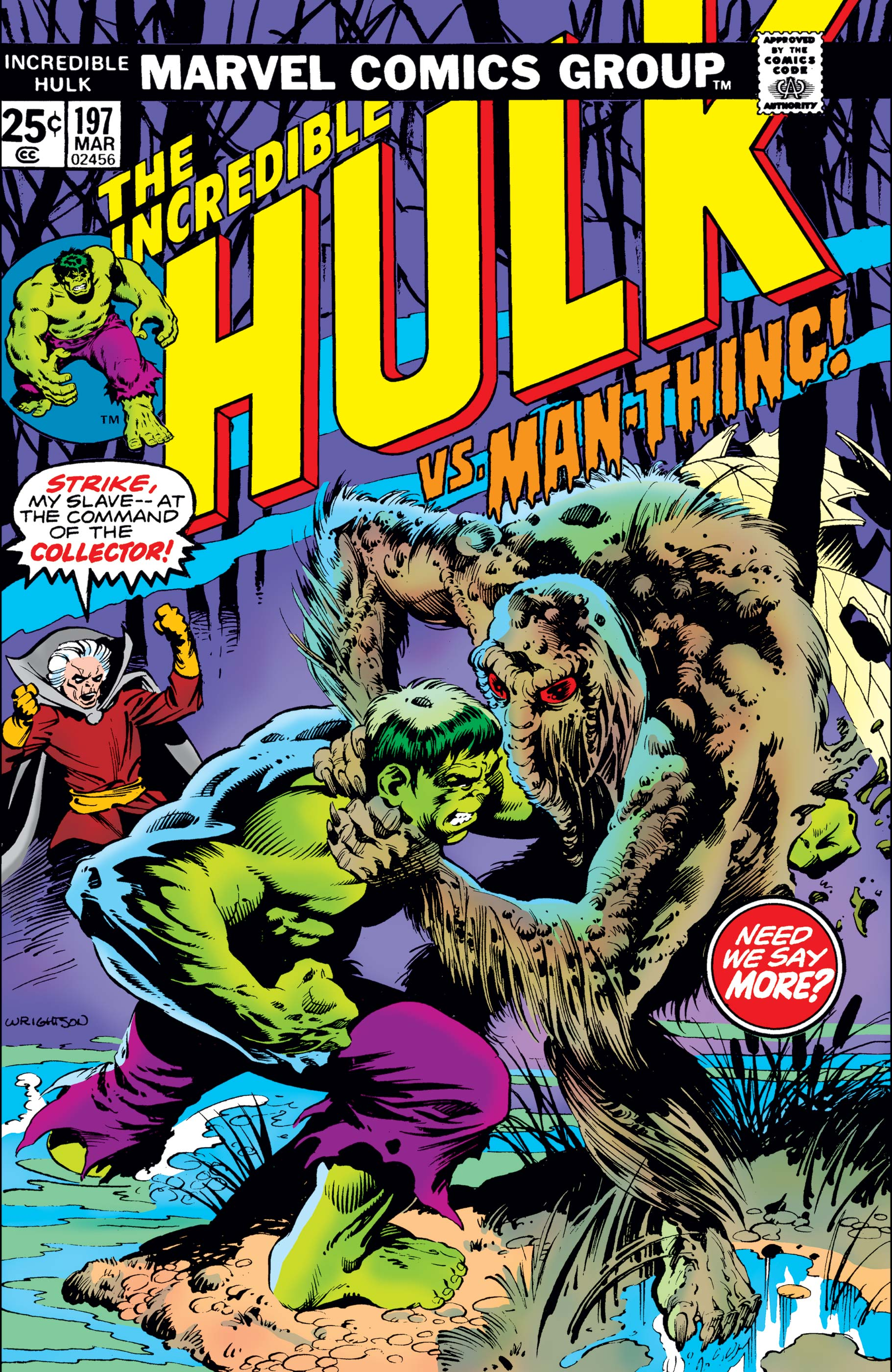 Incredible Hulk (1962) #197