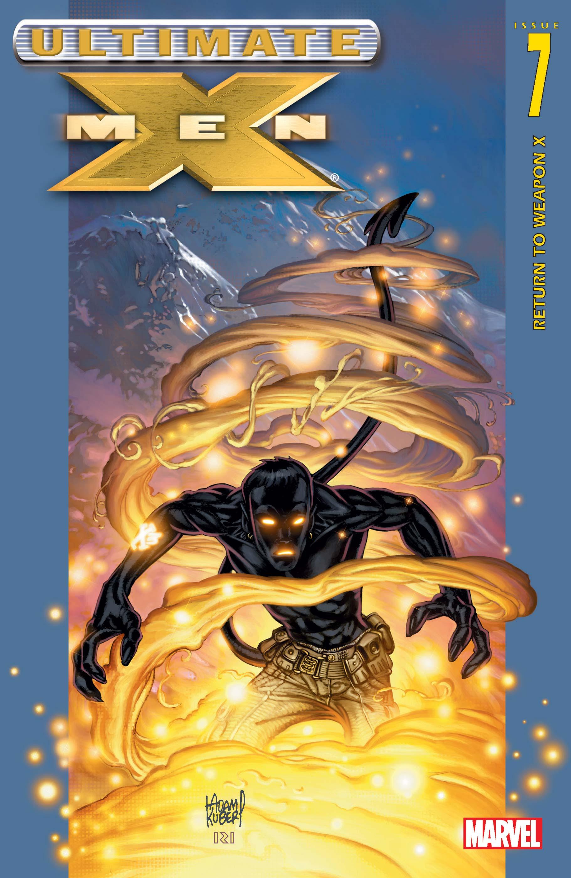Ultimate X-Men (2001) #7
