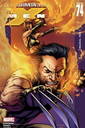 Ultimate X-Men (2000) #74