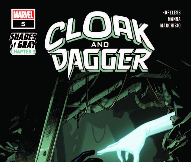 Cloak and Dagger Digital Comic (2018) #5