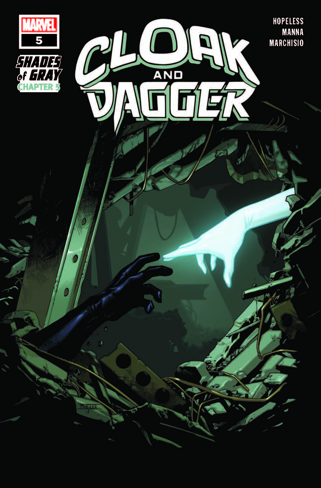 Cloak and Dagger (2018) #5