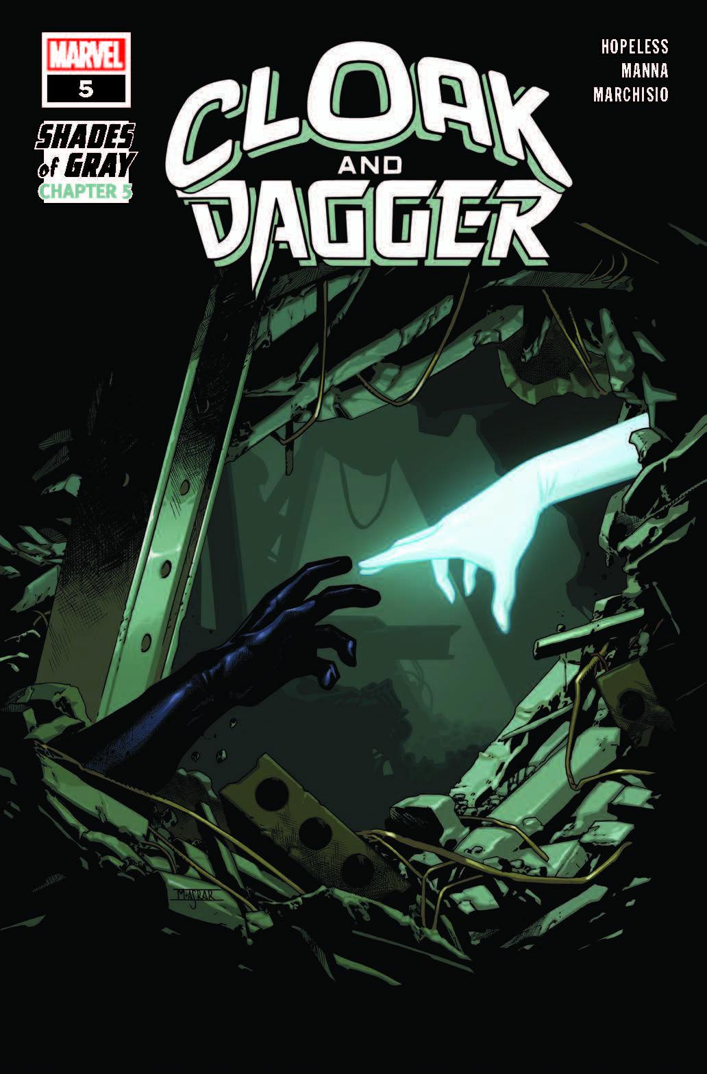 Cloak and Dagger (2018) #5