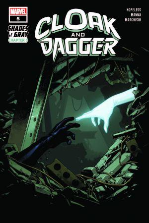 Cloak and Dagger #5