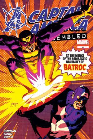 Captain America (2002) #30