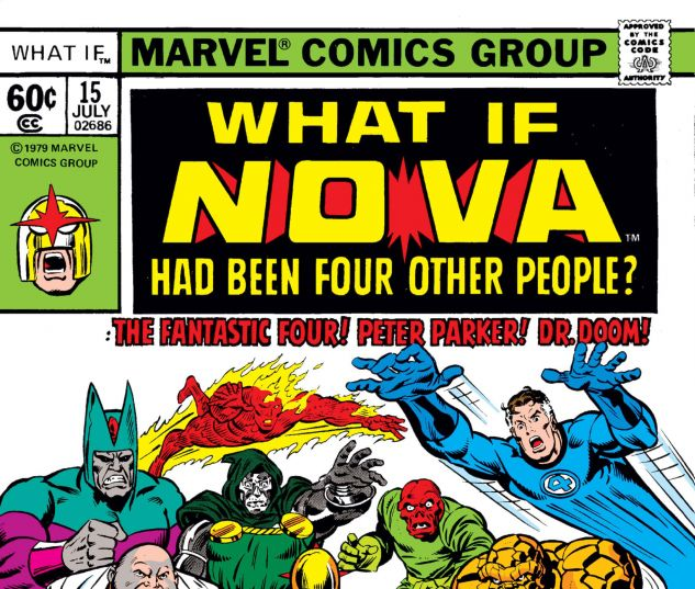 WHAT IF? (1977) #15