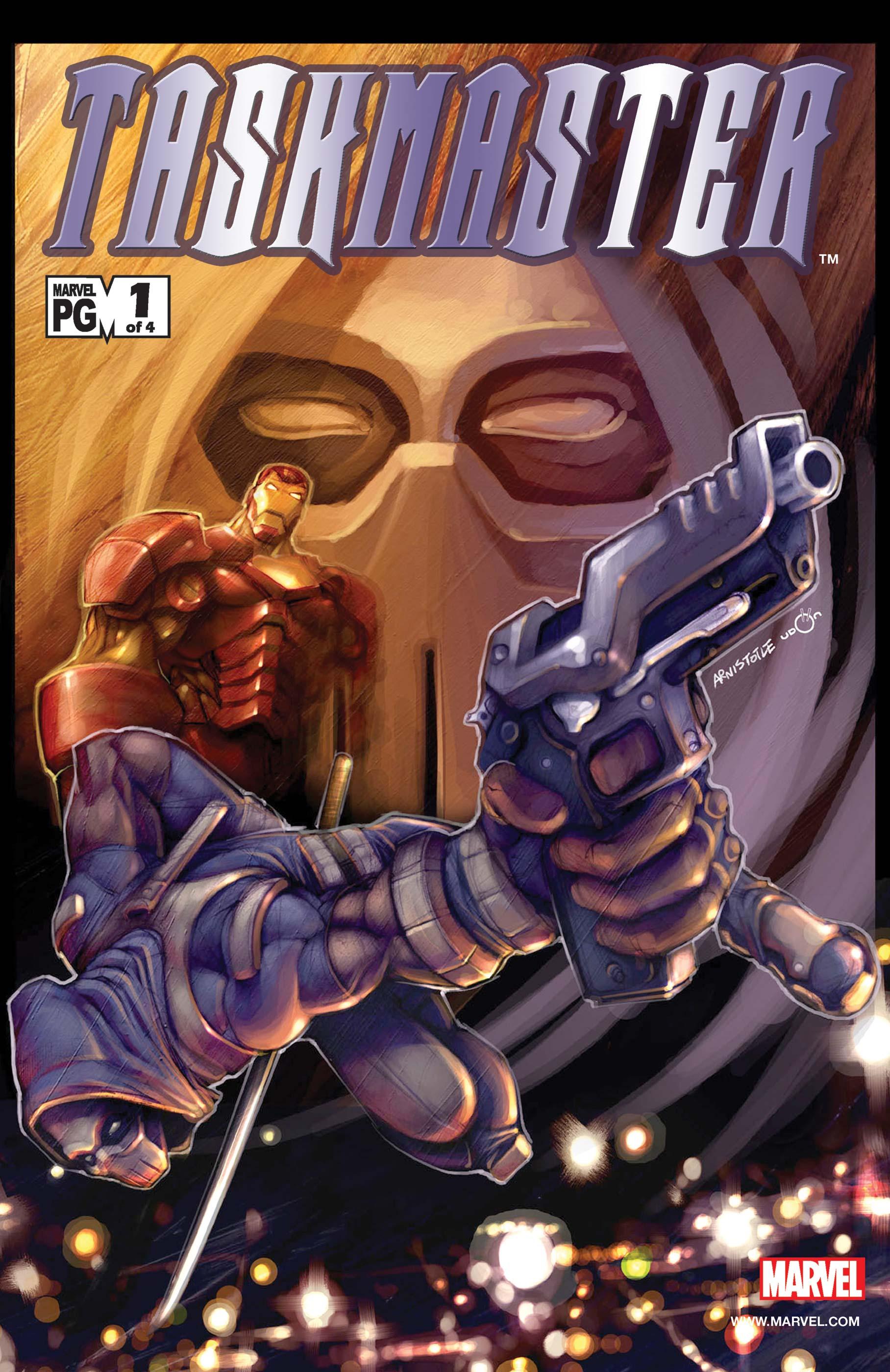 Taskmaster (2002) #1