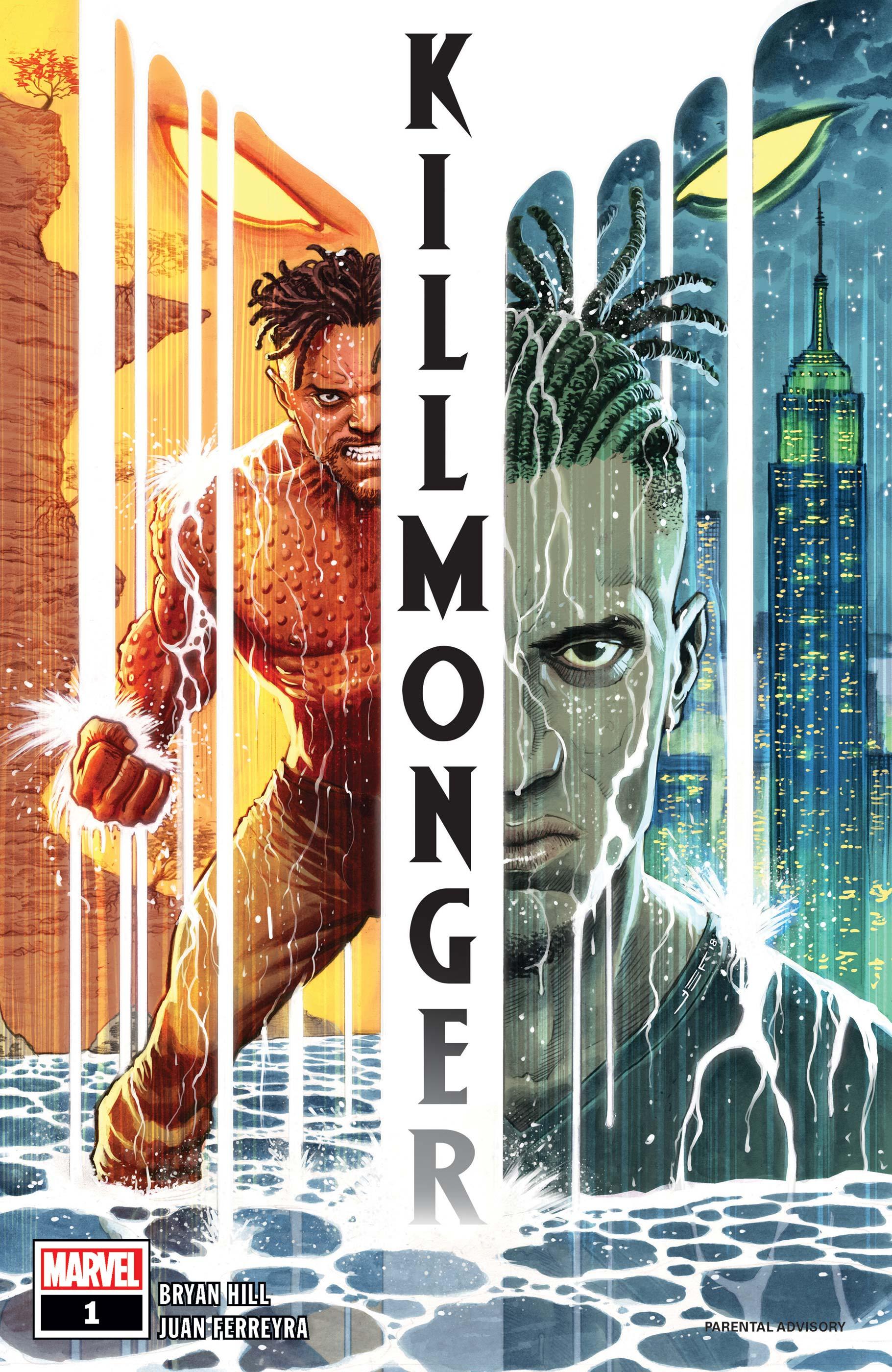 Killmonger (2018) #1