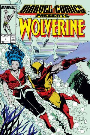 Marvel Comics Presents (1988) #7