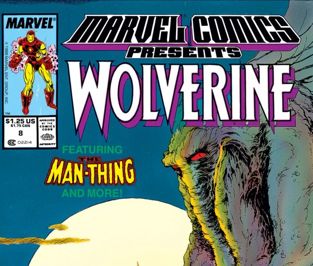 Marvel Comics Presents (1988) #8