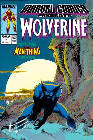 Marvel Comics Presents #8