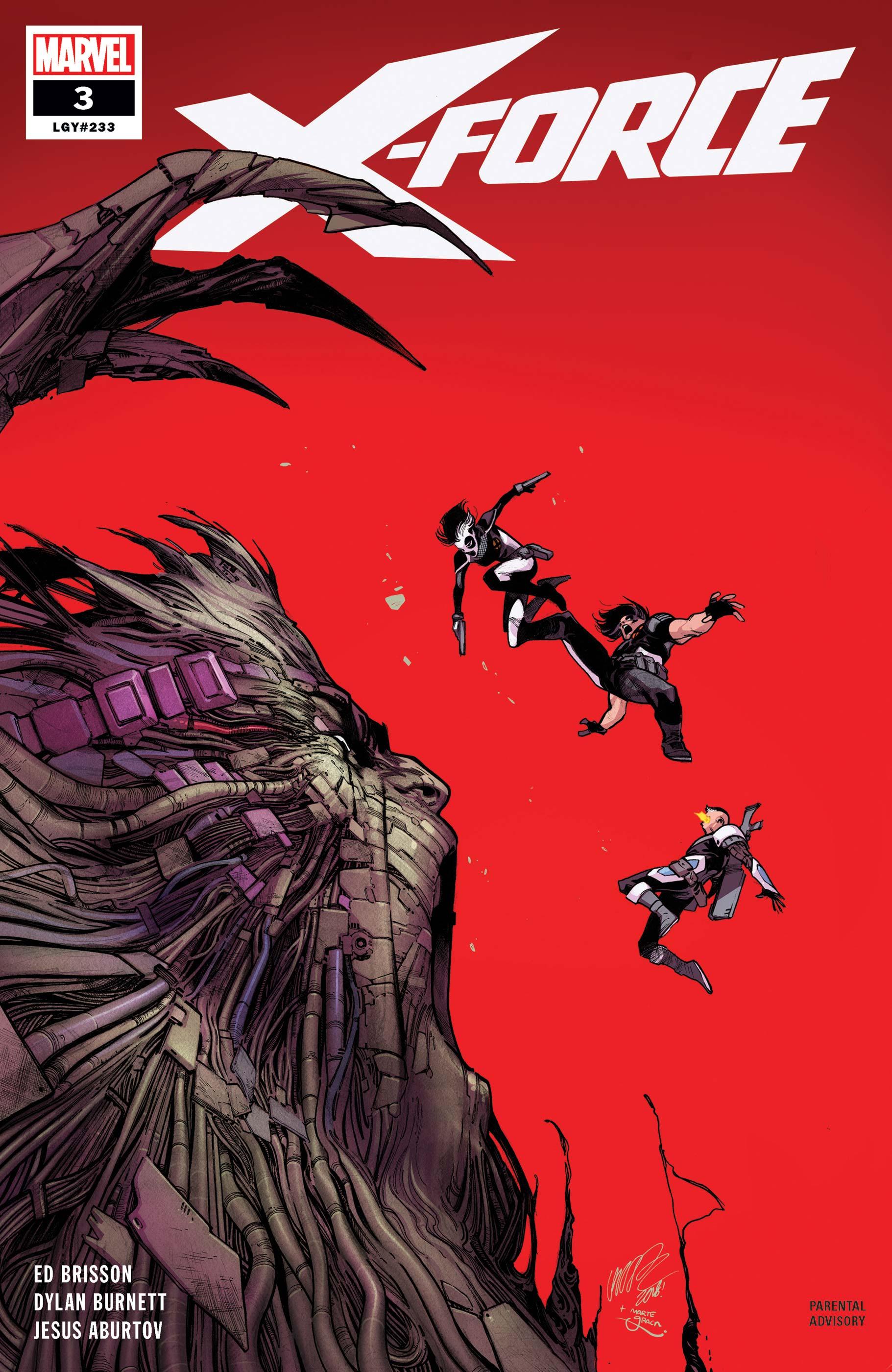 X-Force (2018) #3