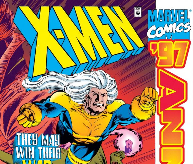 cover from X-Men Annual 1997 (1997) #1