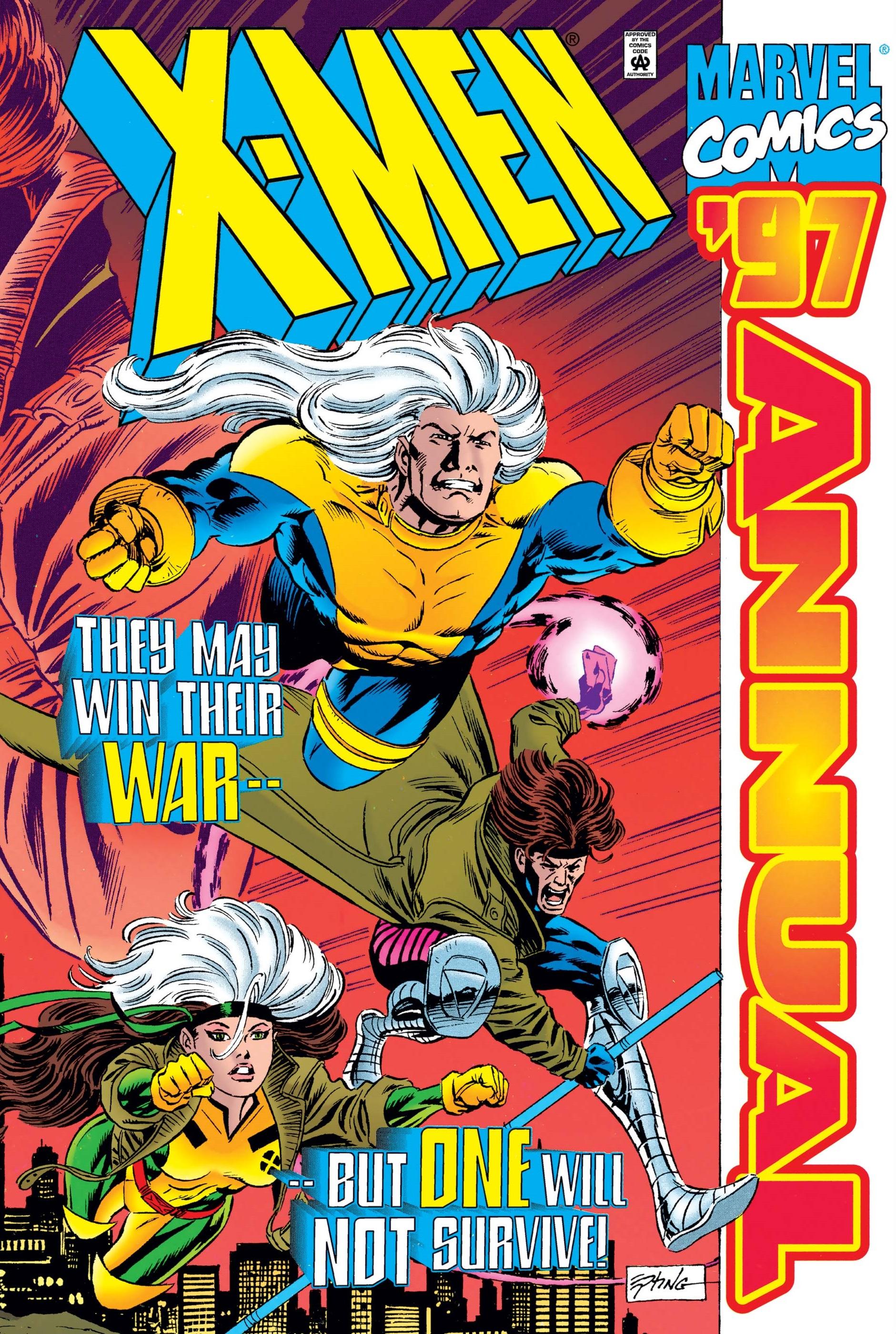 X-Men Annual (1997)
