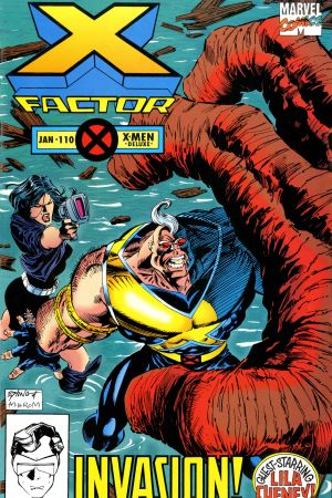 X-Factor (1986) #110