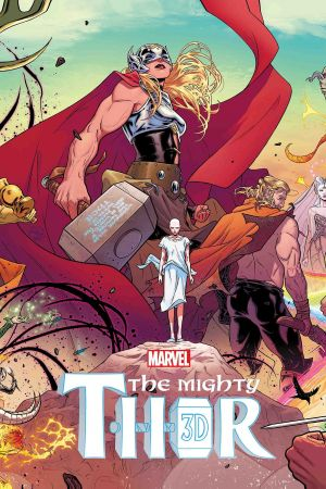 Mighty Thor 3D (2019) #1