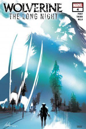 Wolverine: The Long Night Adaptation #4