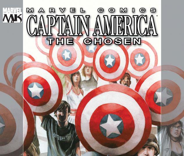 CAPTAIN AMERICA: THE CHOSEN (2007) #6