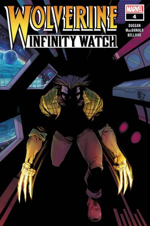 Wolverine: Infinity Watch #4