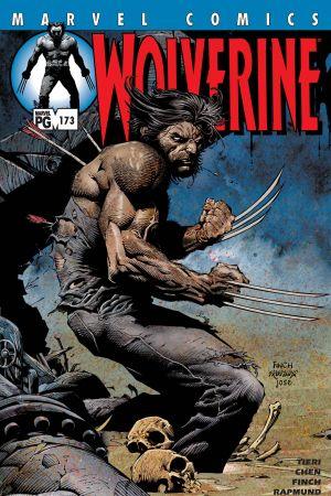 Wolverine #173