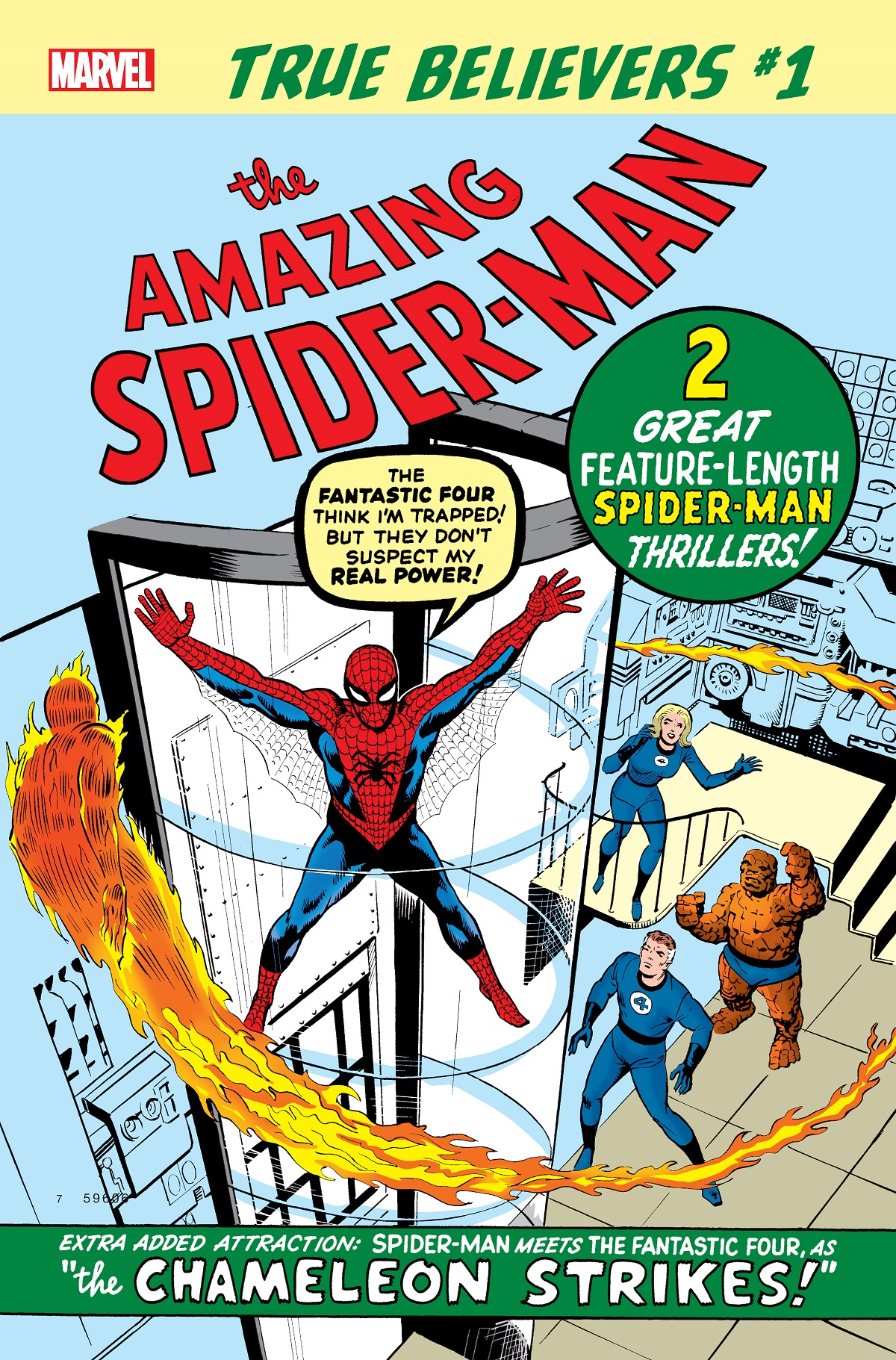 True Believers: Amazing Spider-Man (2019) #1
