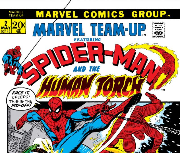 MARVEL TEAM-UP (1972) #2