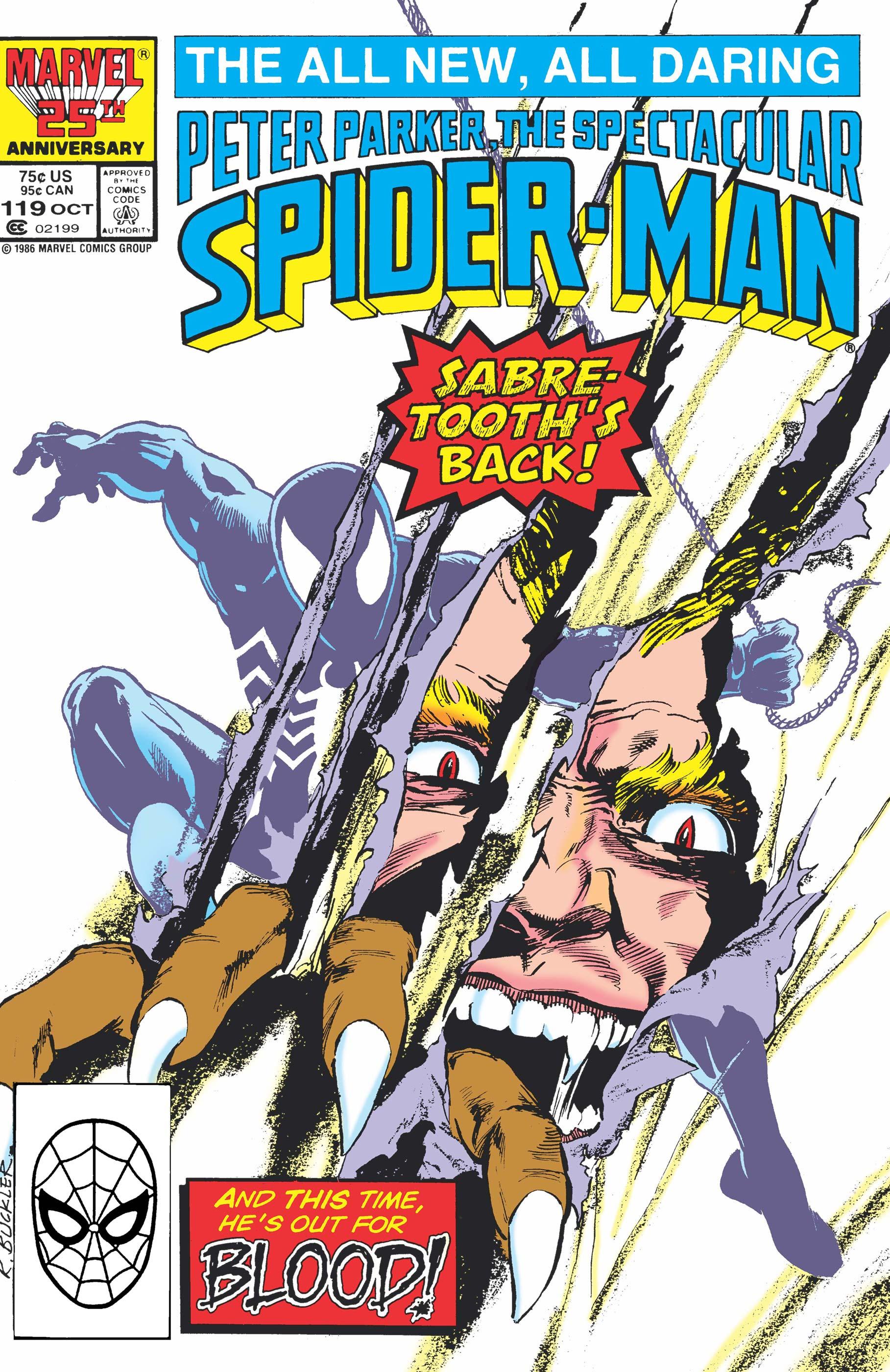 Peter Parker, the Spectacular Spider-Man (1976) #119