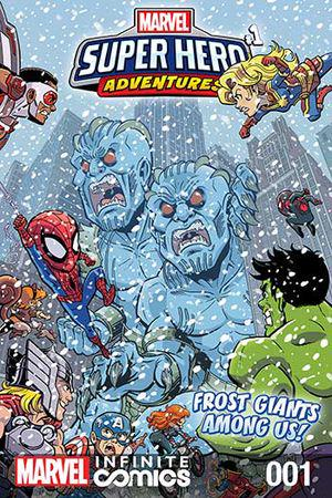 Marvel Super Hero Adventures: Captain Marvel - Frost Giants Among Us! Infinite Comic (2019)