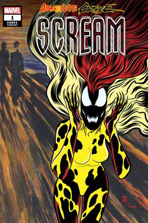 Absolute Carnage: Scream (2019) #1 (Variant)